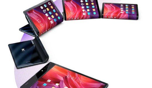Royole(ロヨル)の折り畳み携帯、販売開始しました。